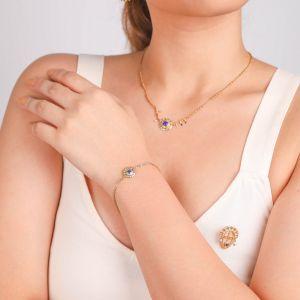 SACHA 2-chain bracelet