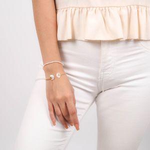 MARIA bracelet extensible fermoir bouton