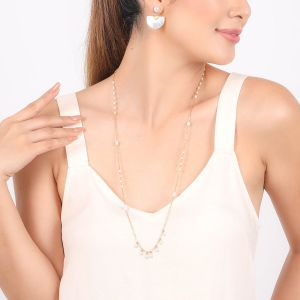 MARIA FWP long necklace
