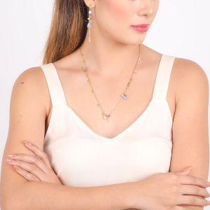 MYA long necklace