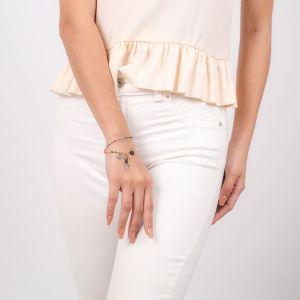 LENNIE  bracelet pampilles Nacre noire