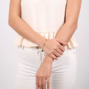 VALORINE multi-dangle bracelet