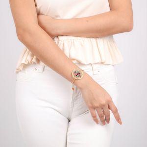 DREAMY bracelet semi-rigide ajustable – bleu
