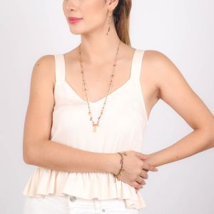 ALINA long necklace